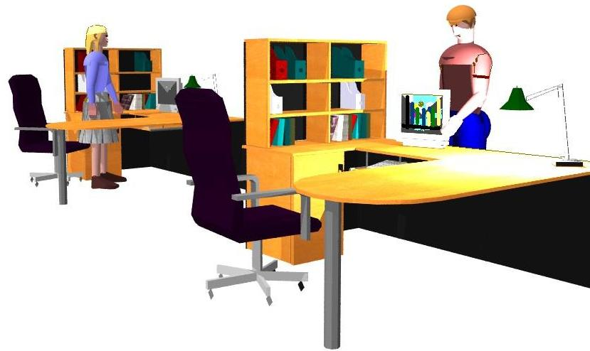 3d office design software for Office design 3d