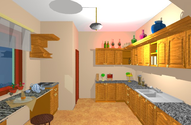 myHouse Design Projects in Full 3 D Color